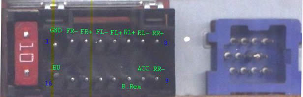 Pioneer Keh-p4510 Инструкция - фото 11